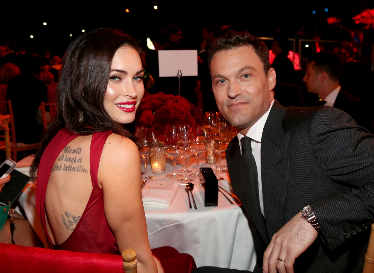 Megan Fox pregnant: Husband Brian Austin Green confirmed ...