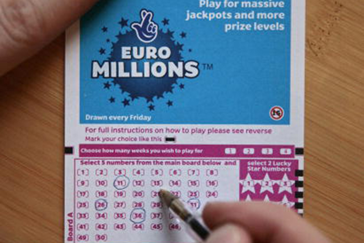 Is it possible to win millions in the lottery 63