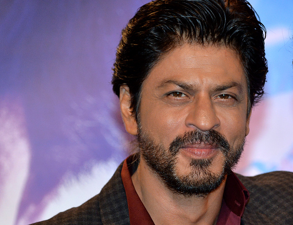 Shah Rukh Khan: 'I'm a fan of Kate Middleton and Prince William'