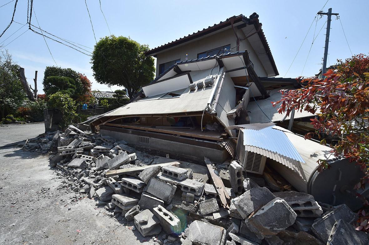 Tsunami alert as Japan struck by second major earthquake ...