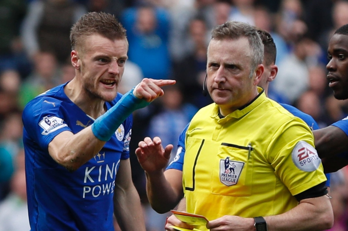 how to become a premier league referee