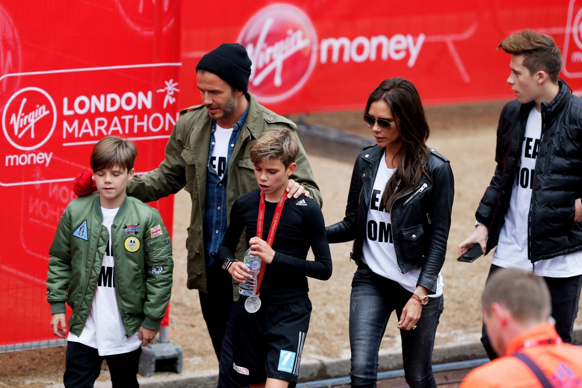 Victoria Beckham's fifth baby plans