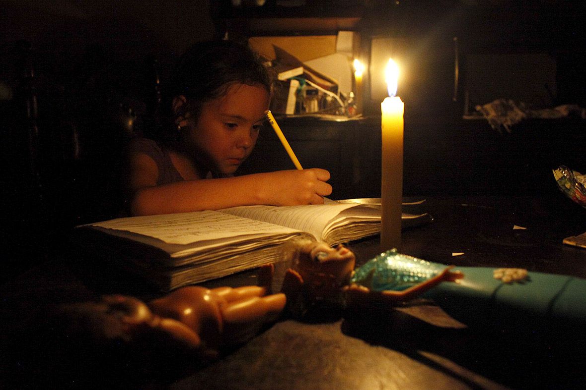 An evening without electricity essay