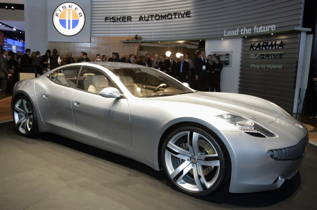 karma automotive recharged electric car company poses luxury threat to tesla. Black Bedroom Furniture Sets. Home Design Ideas