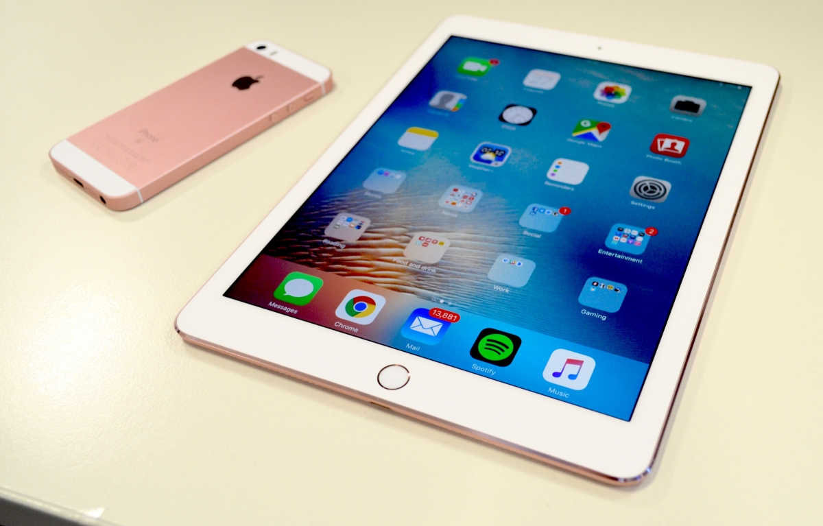 New Apple iPad Pro 2 range now rumoured for summer release ...