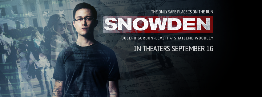 Snowden (2016) Watch Online Full Movie