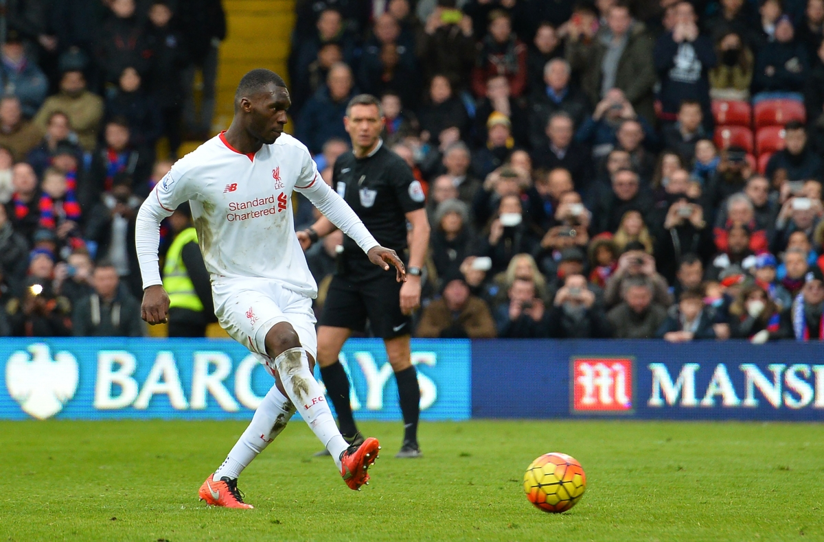 Christian Benteke West Ham turn attention to Liverpool forward