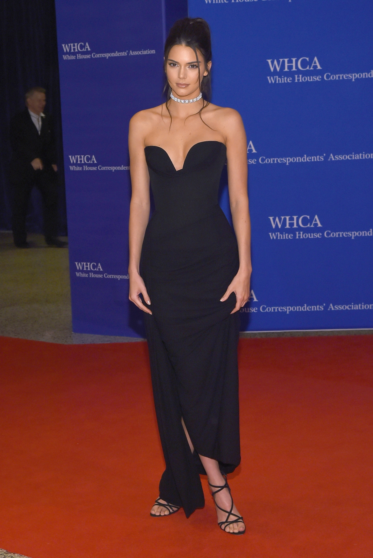 Celebrities Sparkle At The White House Correspondents Dinner