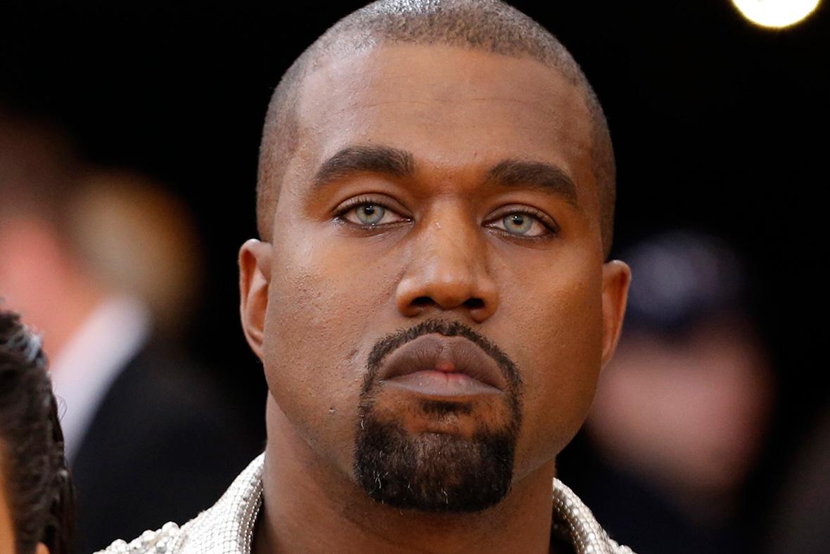 Kanye West: Singer threatened fashion critics even before ... Kanye West