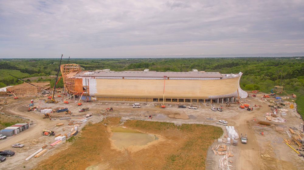 Bill Nye finds Ken Ham's Ark Encounter wrong about everything