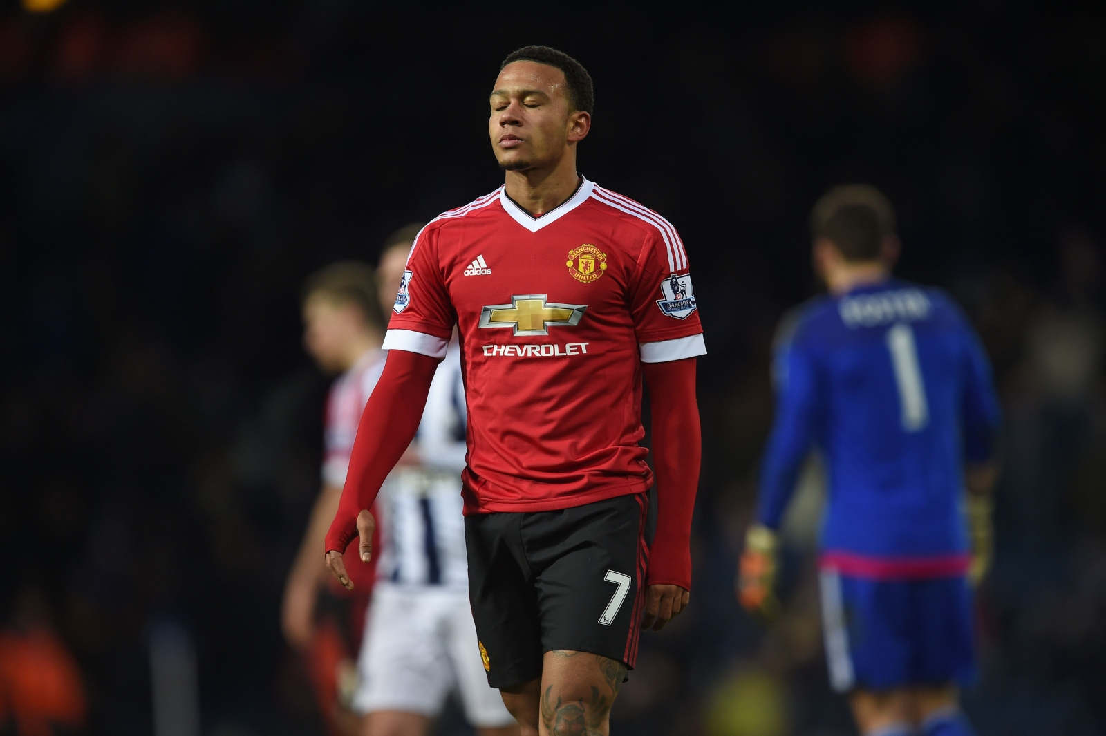 Manchester United winger Memphis Depay unhappy with supporting role