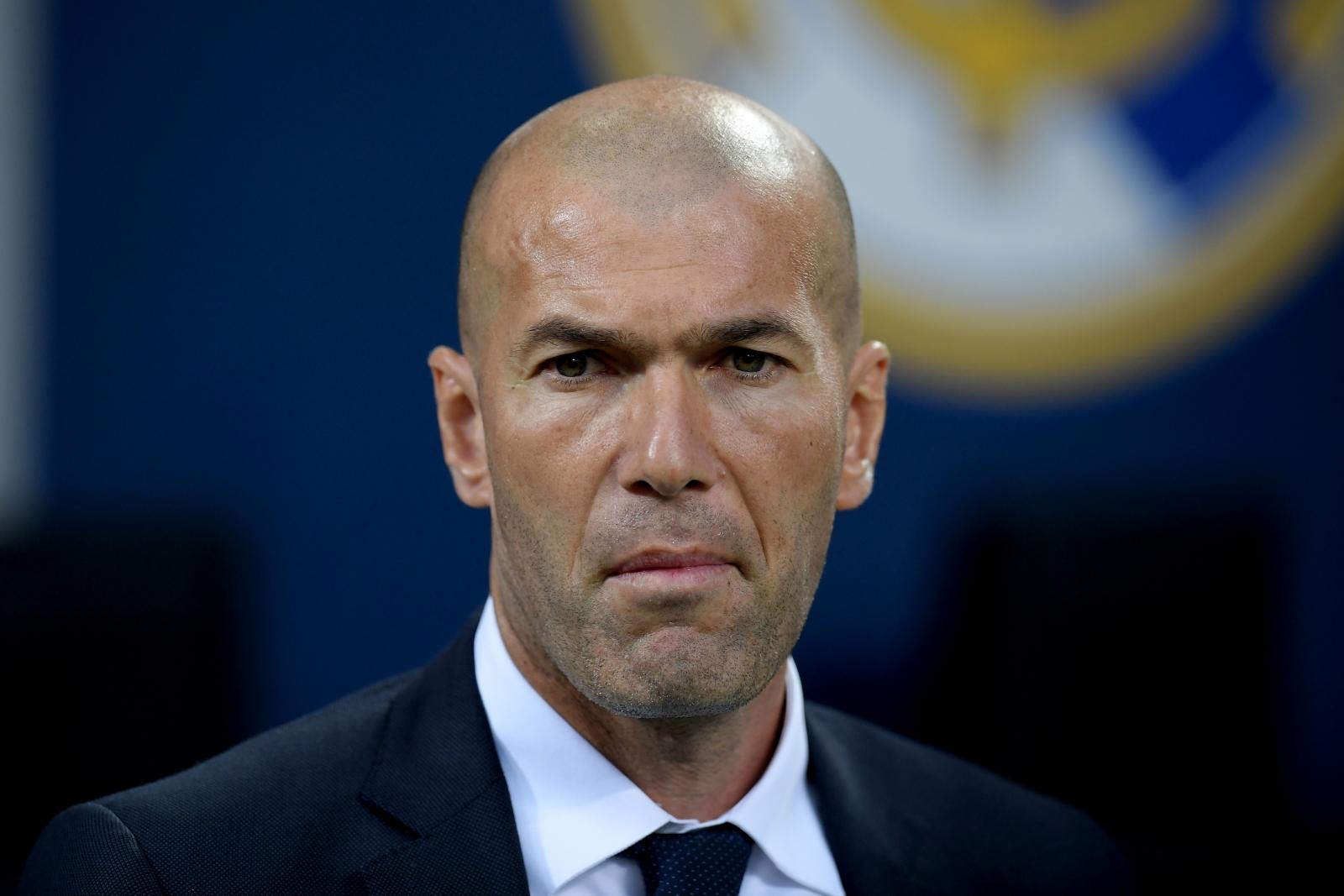 Champions League draw: Zinedine Zidane explains why Real ...