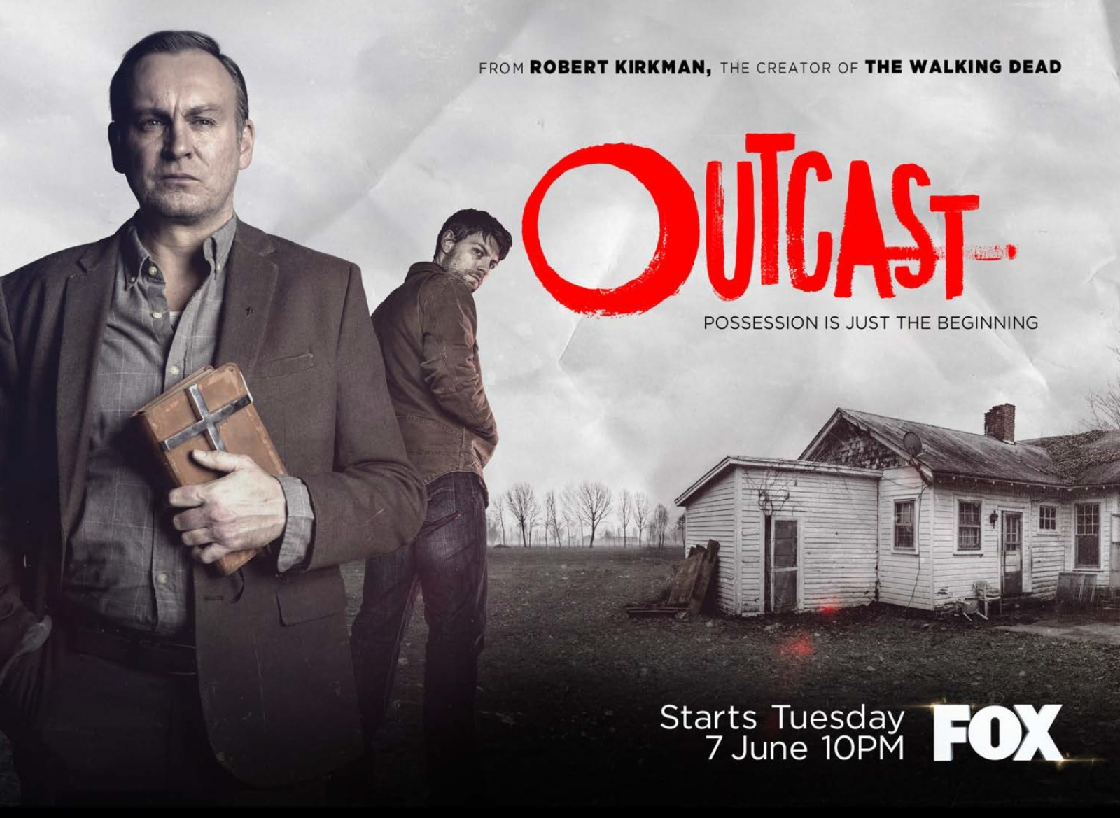 Outcast season 1: Philip Glenister promises terrifying horror series ...