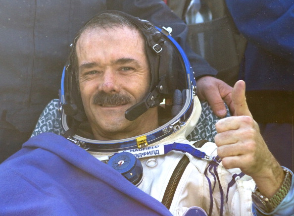 astronaut chris hadfield i don t know any time in history