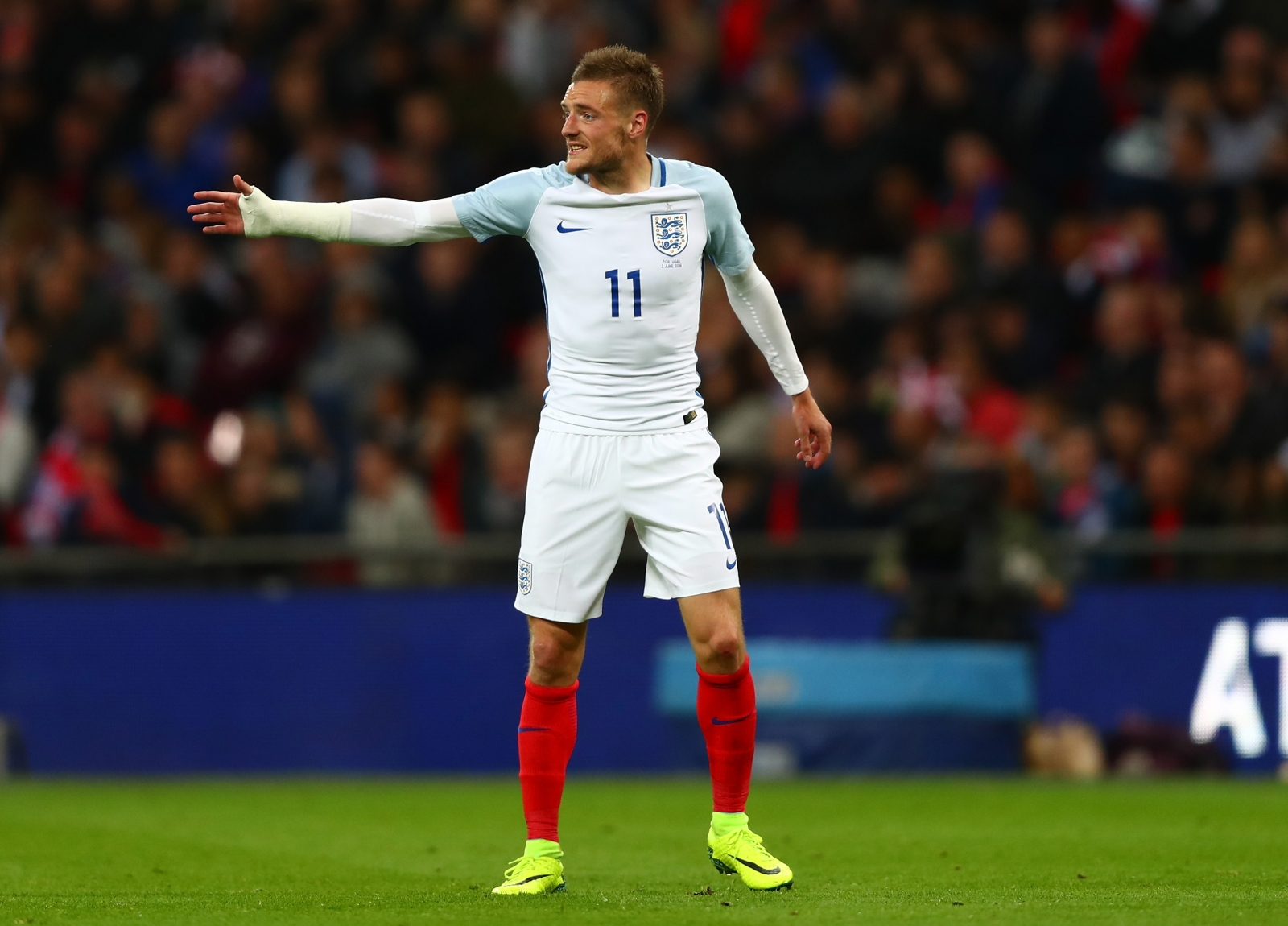 Jamie Vardy to Arsenal Gunners legend admits he is flabbergasted