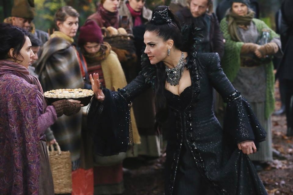 Once upon a time season 5 air date in Brisbane