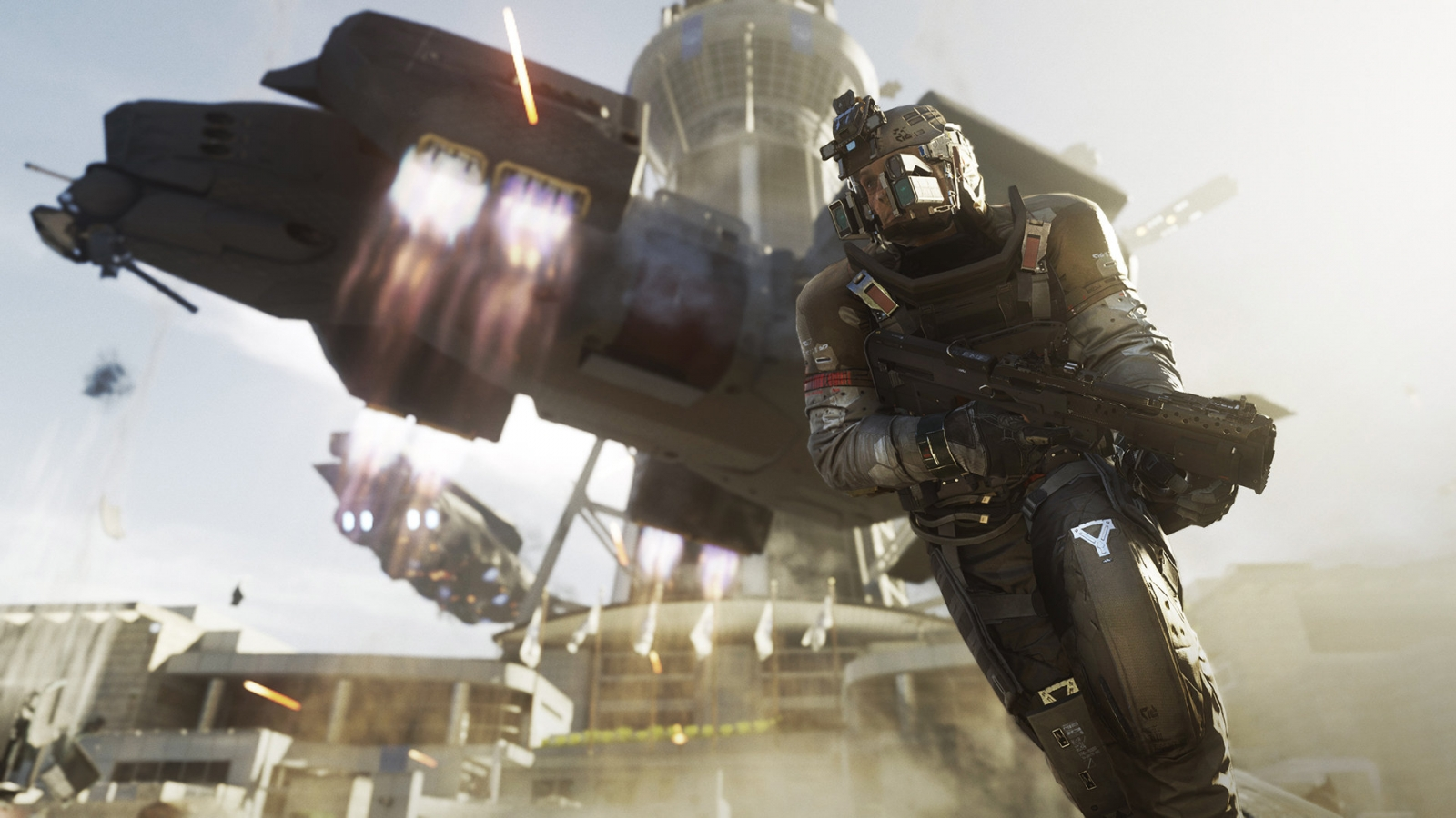 Call of Duty Infinite Warfare has officially gone gold, developer Infinity Ward announces