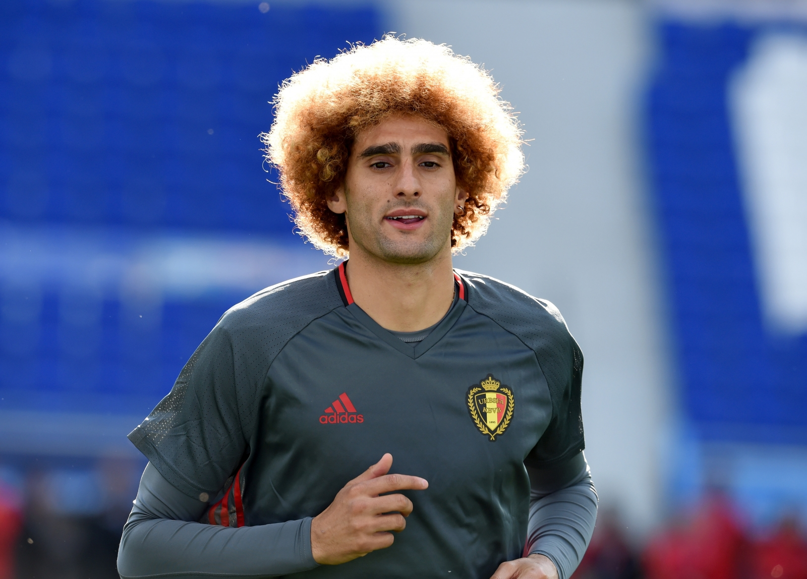 Manchester United Roy Keane claims Marouane Fellaini has been a