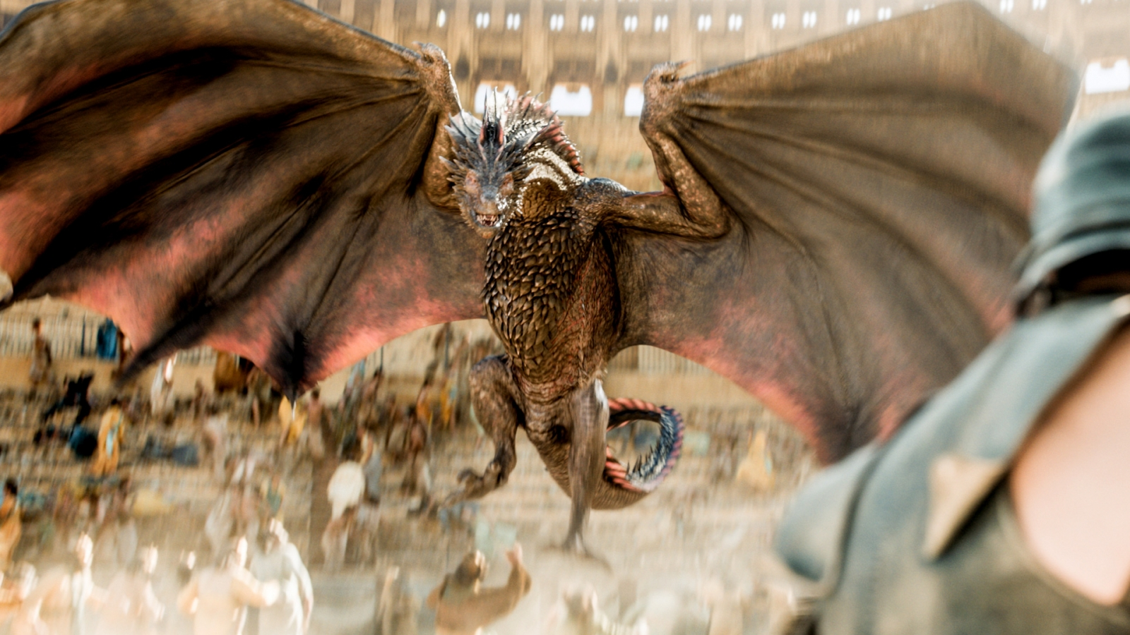 Dragons game of thrones colors - Game Of Thrones Could Dragons On Westeros Fly Aeronautical Engineering And Maths Say They Could
