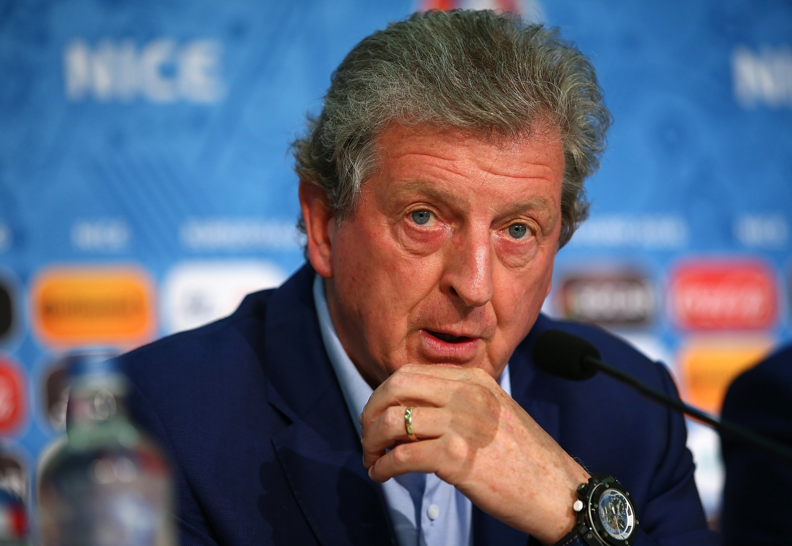 Roy Hodgson leaves England post following humiliating Euro ...