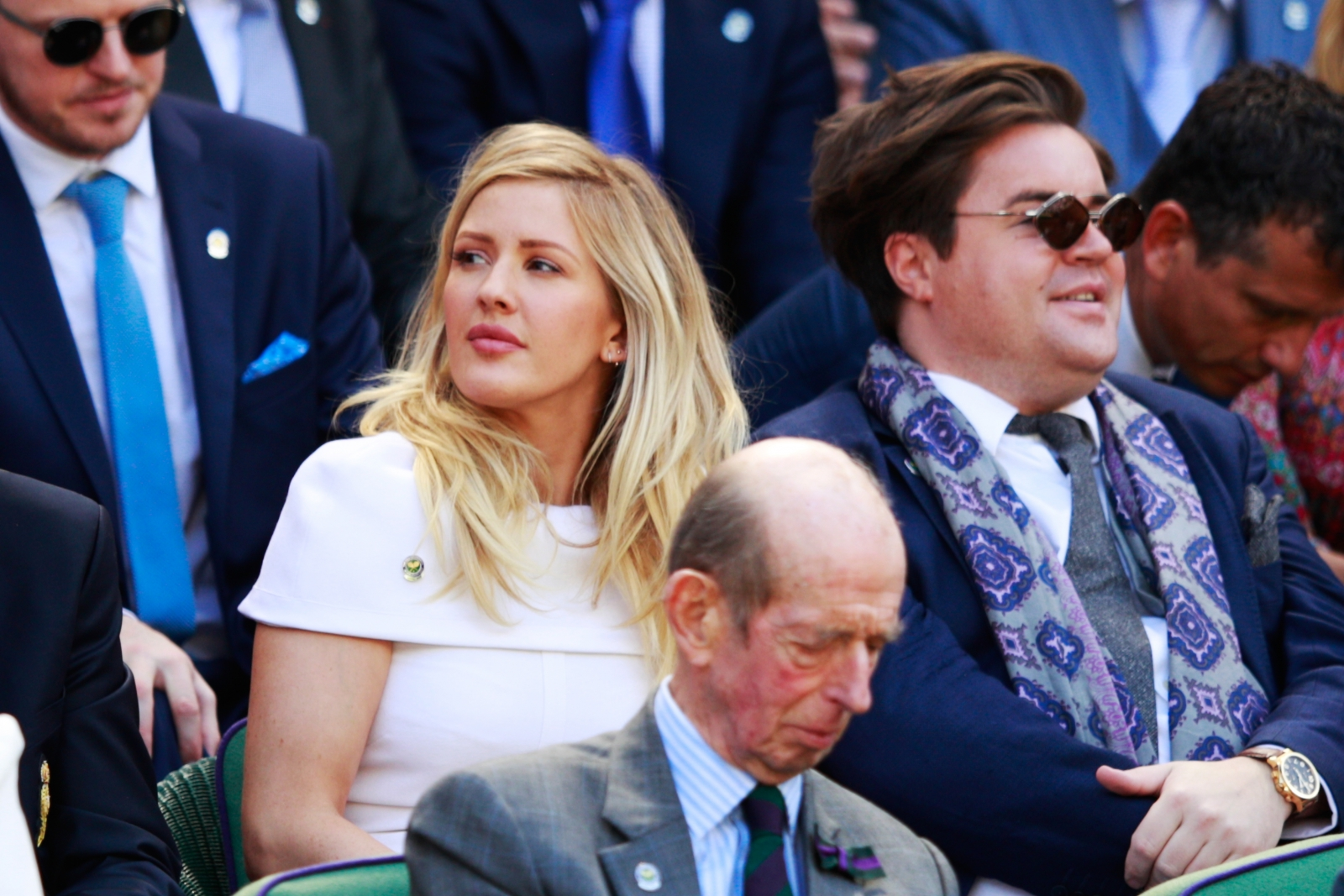 Prince Harry S Rumoured Love Ellie Goulding Graces