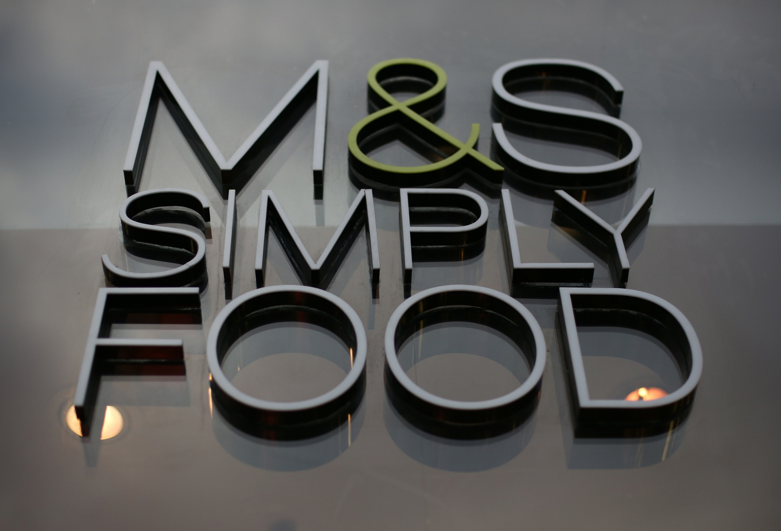 marks spencer company Marks & spencer launches 'scan and go' app that lets customers pay with their mobile the company will allow customers to shop and pay on their mobile, no till visit m&s says the brand new.