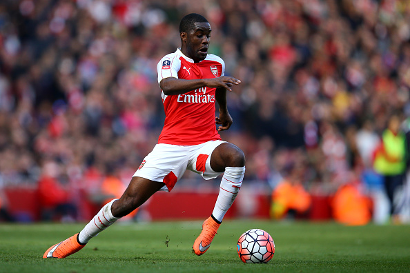 Arsenal: Loan move to Sporting was on my request, confirms Campbell