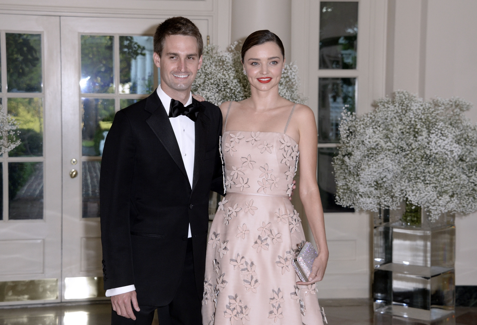 Snapchat Founder Evan Spiegel To Marry Victoria 39 S Secret