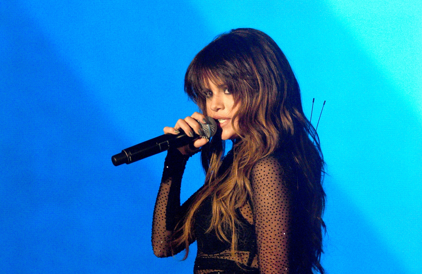 Selena Gomez posts a mysterious message on Instagram