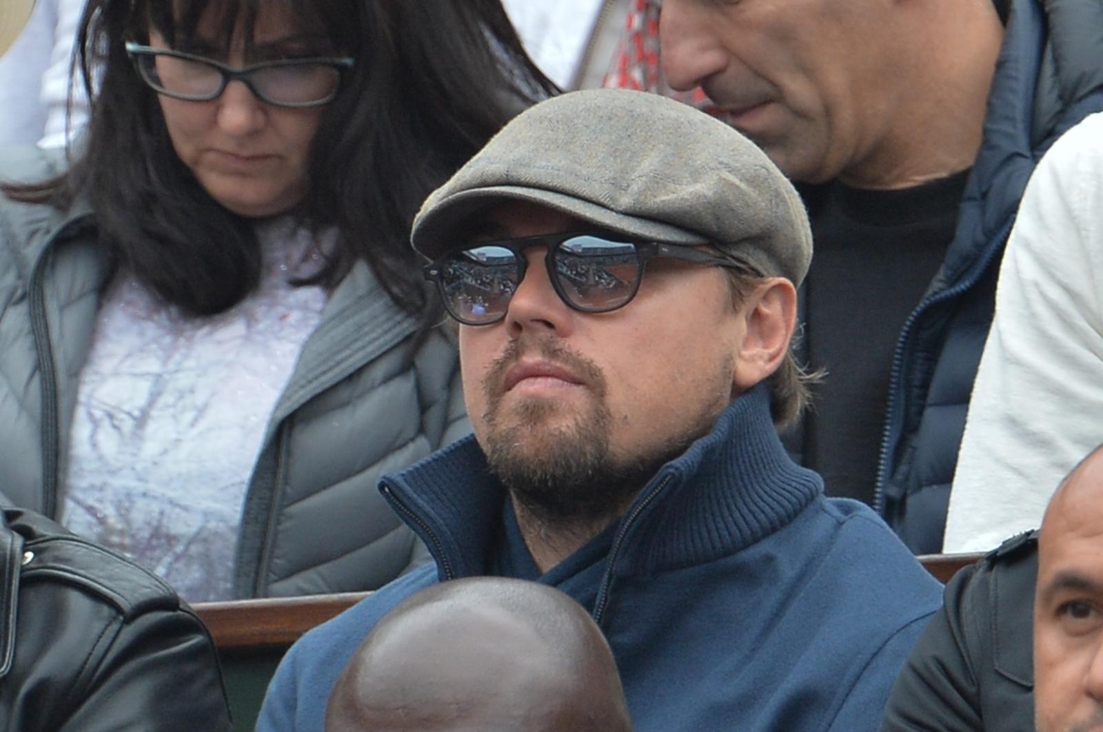 Leonardo DiCaprio leaves St Tropez club with women Adrien Brody Movies