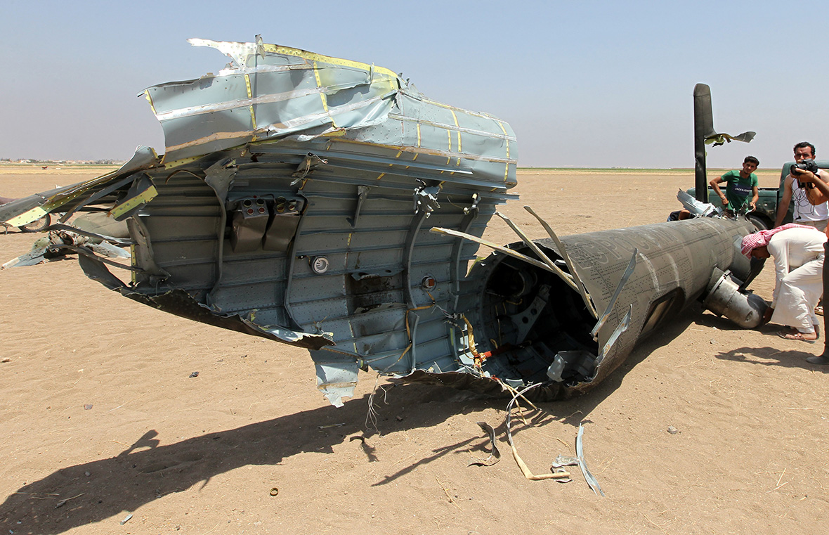Russian Defense Ministry: the rocket that shot down Boeing near Donetsk was delivered to Ukraine 79