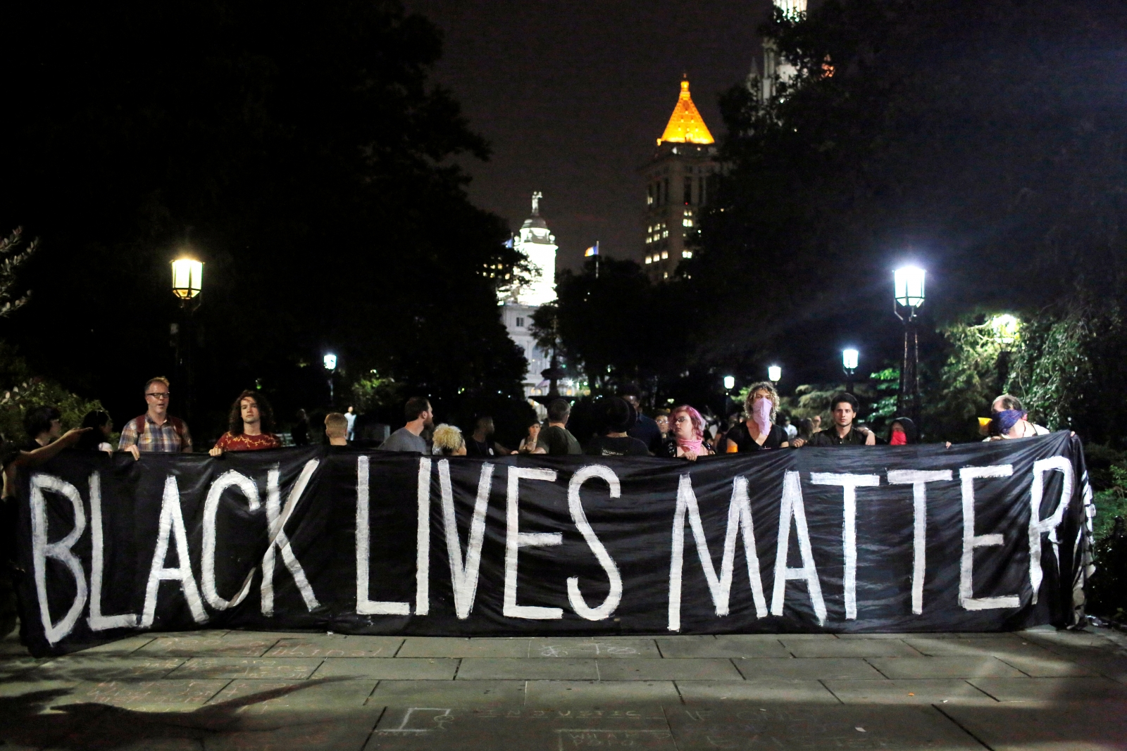 black lives matter In a world where black lives matter,  #blacklivesmatter is an online forum intended to build connections between black people and our allies to fight anti.