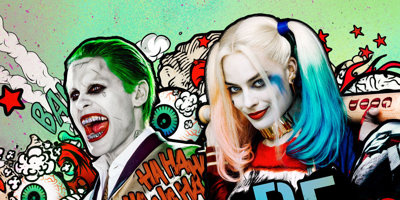 Suicide Squad: Meet Harley Quinn and the Joker Jared Leto Lyrics