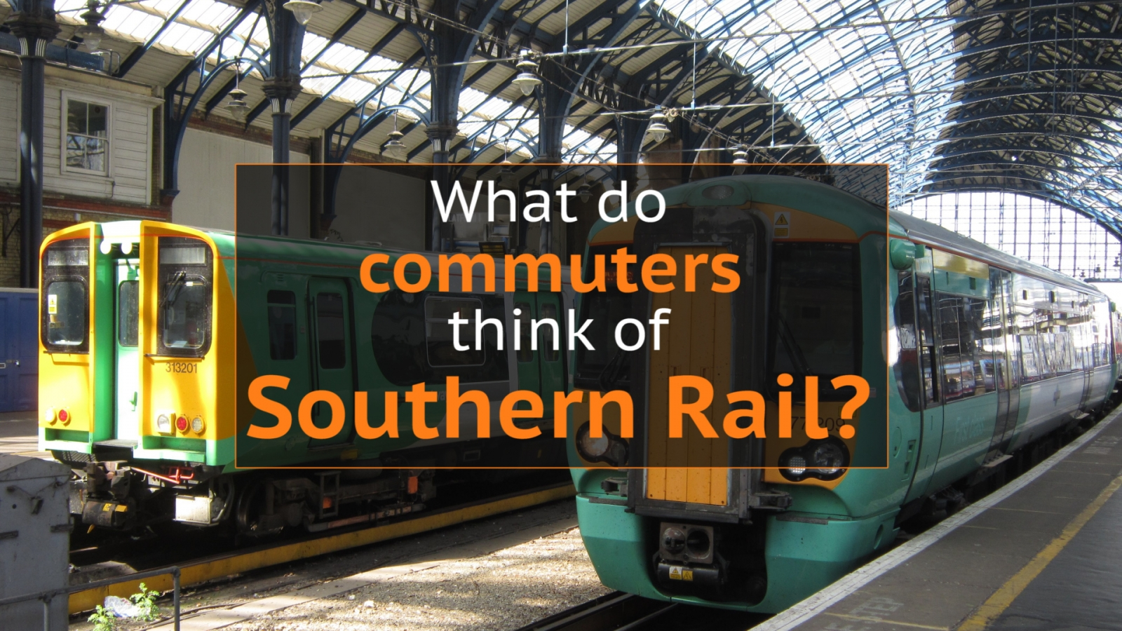Southern Rail Strike When Is It And Which Services Will Run