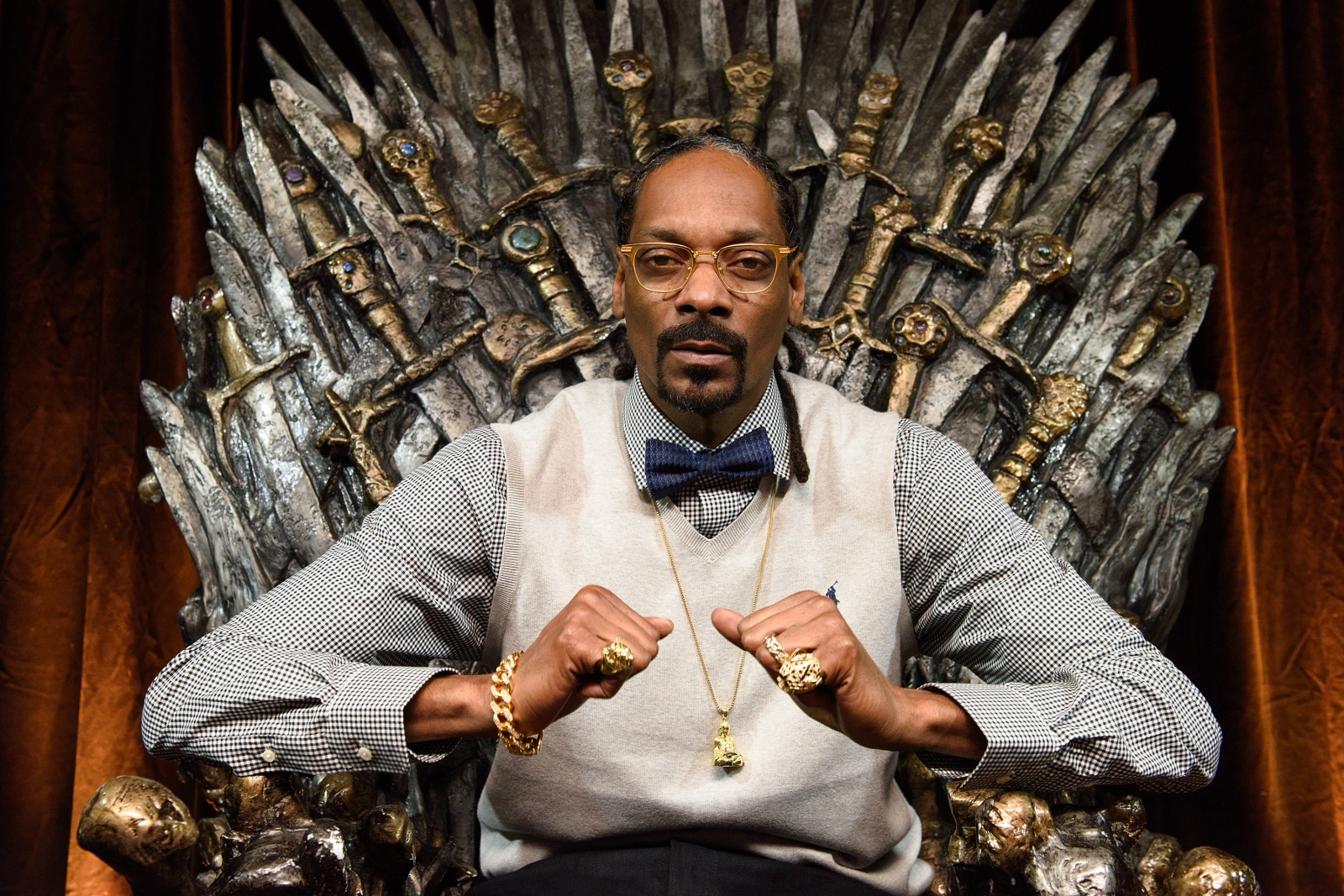 Snoop Dogg faces lawsuit over his hit song Ain No Fun