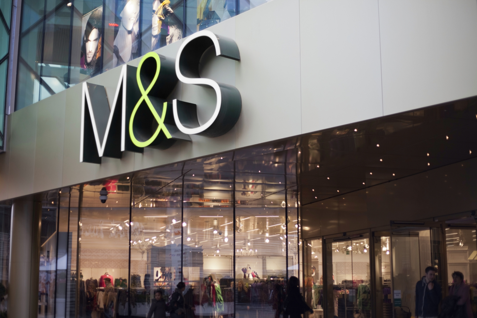 sources of finance for marks and spencers Marks and spencer (m&s) is planning to accelerate its digital transformation  plans after its annual financial results showed a 62% drop in.