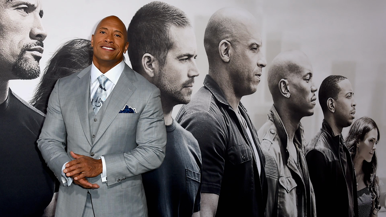 Dwayne 'The Rock' Johnson 'shined in' his Fast 8 role, says Vin Diesel amid conflict rumours