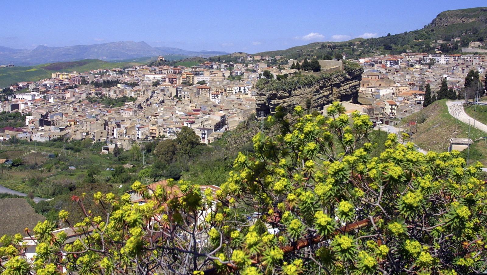 Sicily: Corleone local...