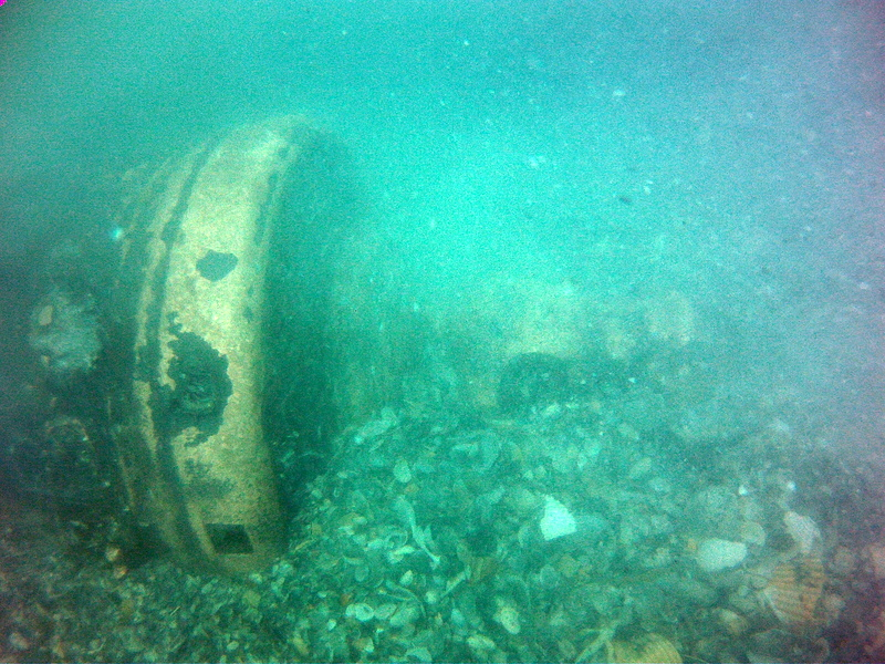 French Artefacts Found At Ancient Shipwreck Site Off The