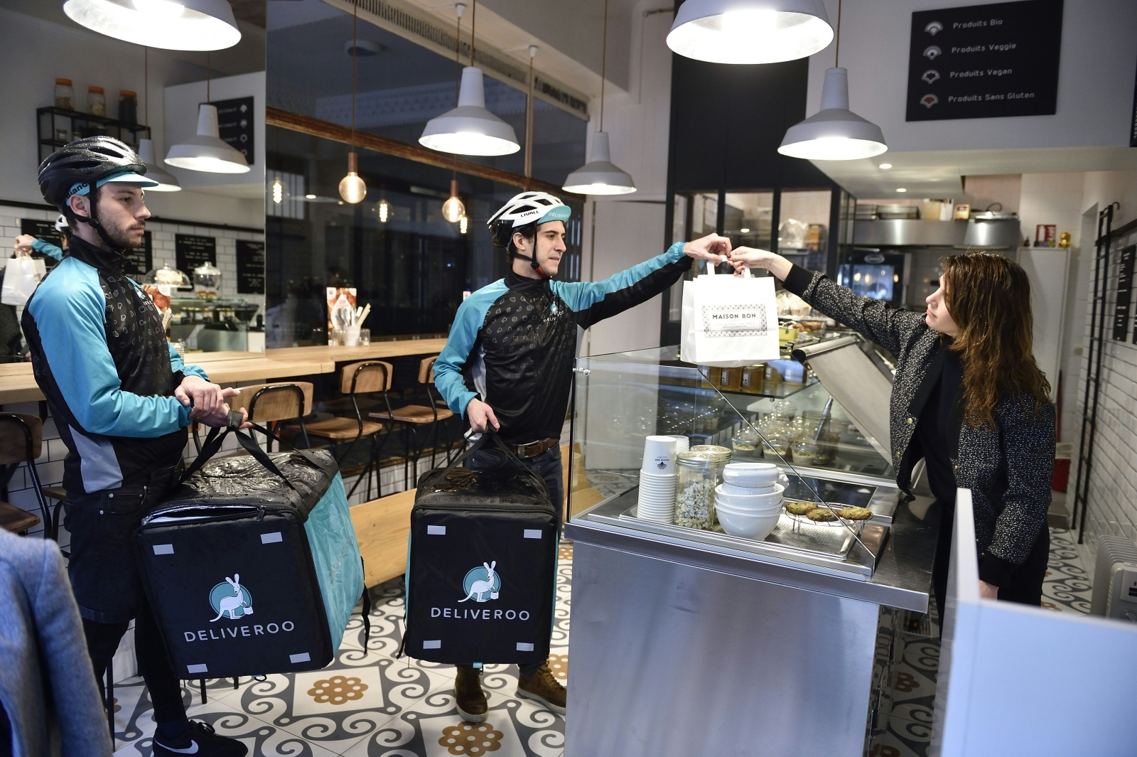 Deliveroo Strike Workers Are Fighting Back Against Low