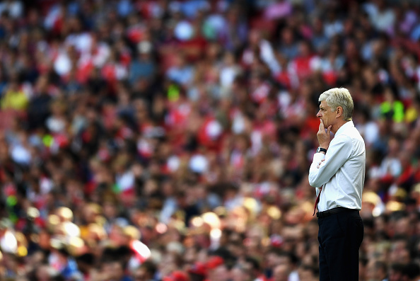 Arsene Wenger confirms Shkodran Mustafi pursuit and hopes for quick deal