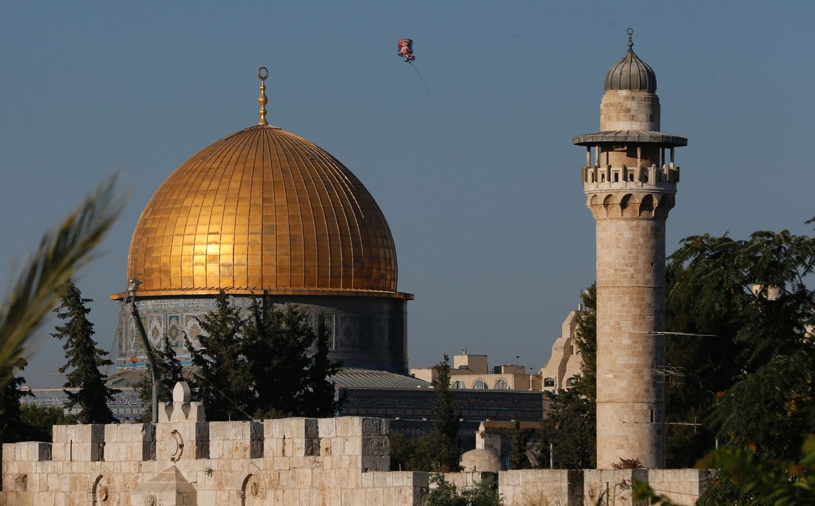 unesco declares judaisms holiest site temple mount muslim jewish