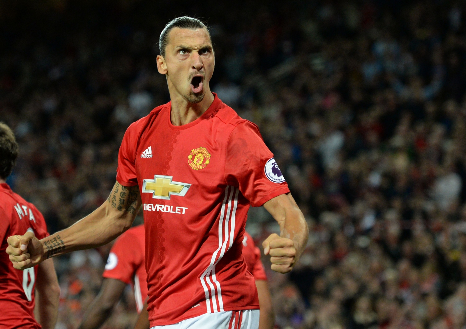 Manchester United news: Zlatan Ibrahimovic poised to equal 91yearold