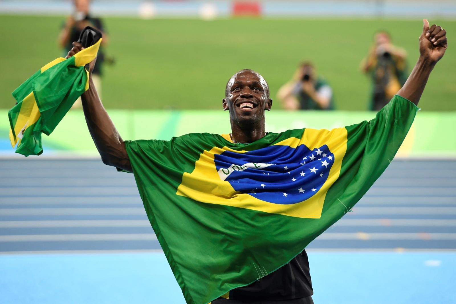 rio 2016 olympics usain bolt wins ninth gold as team gb