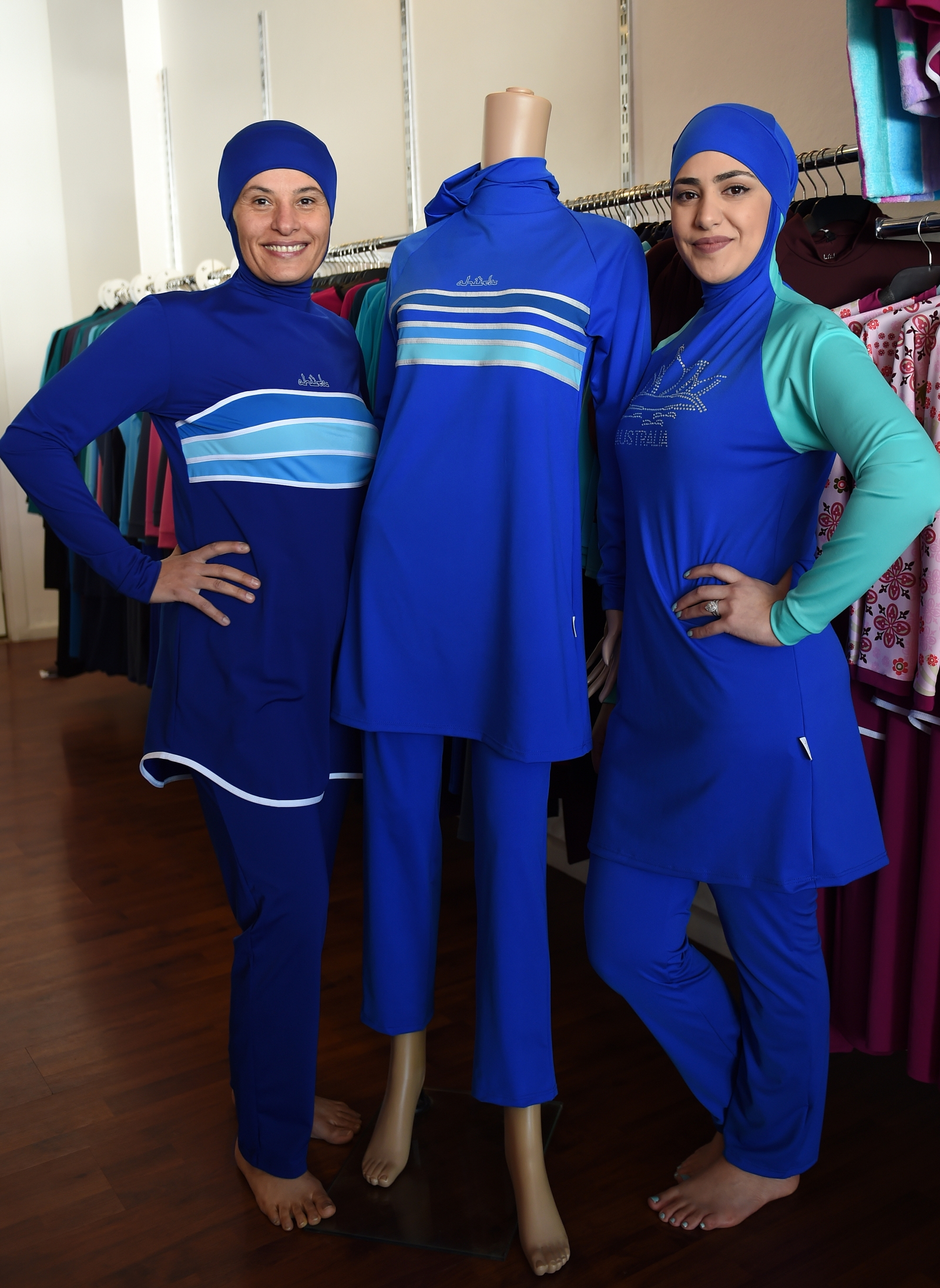 Algerian offers to pay fines of women wearing burkinis