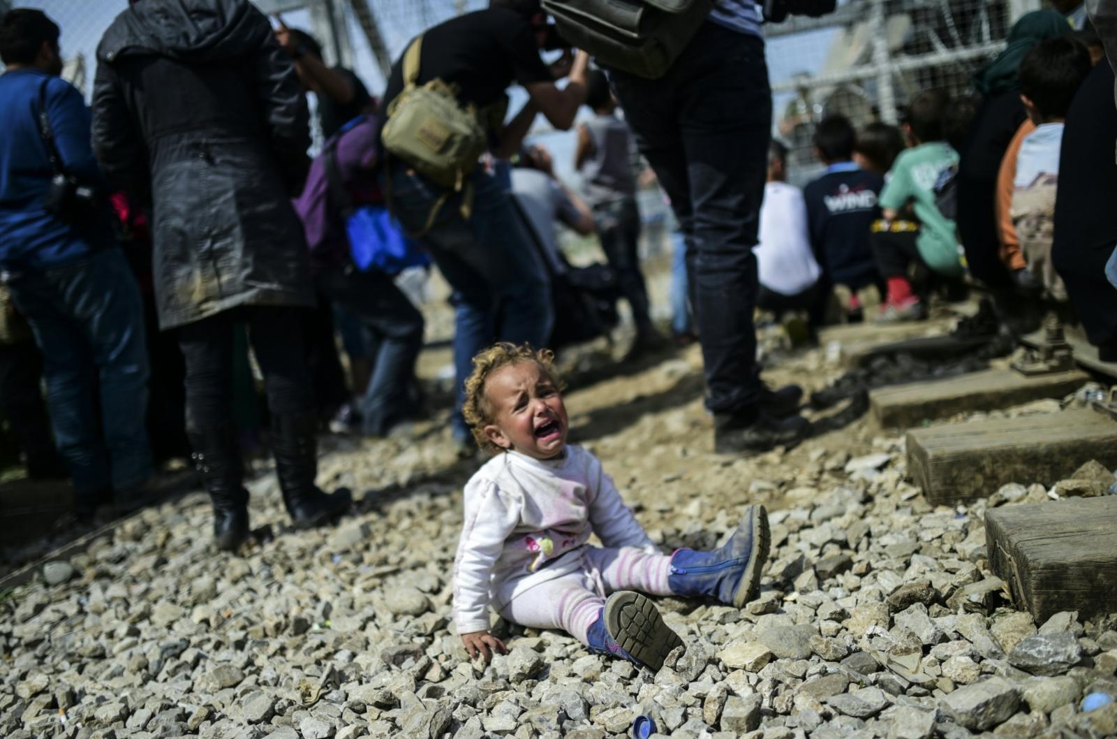 omran daqneesh lone refugee children are in danger why