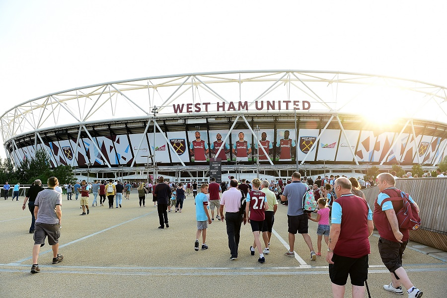 West Ham fans fight video: No Europa League for Hammers