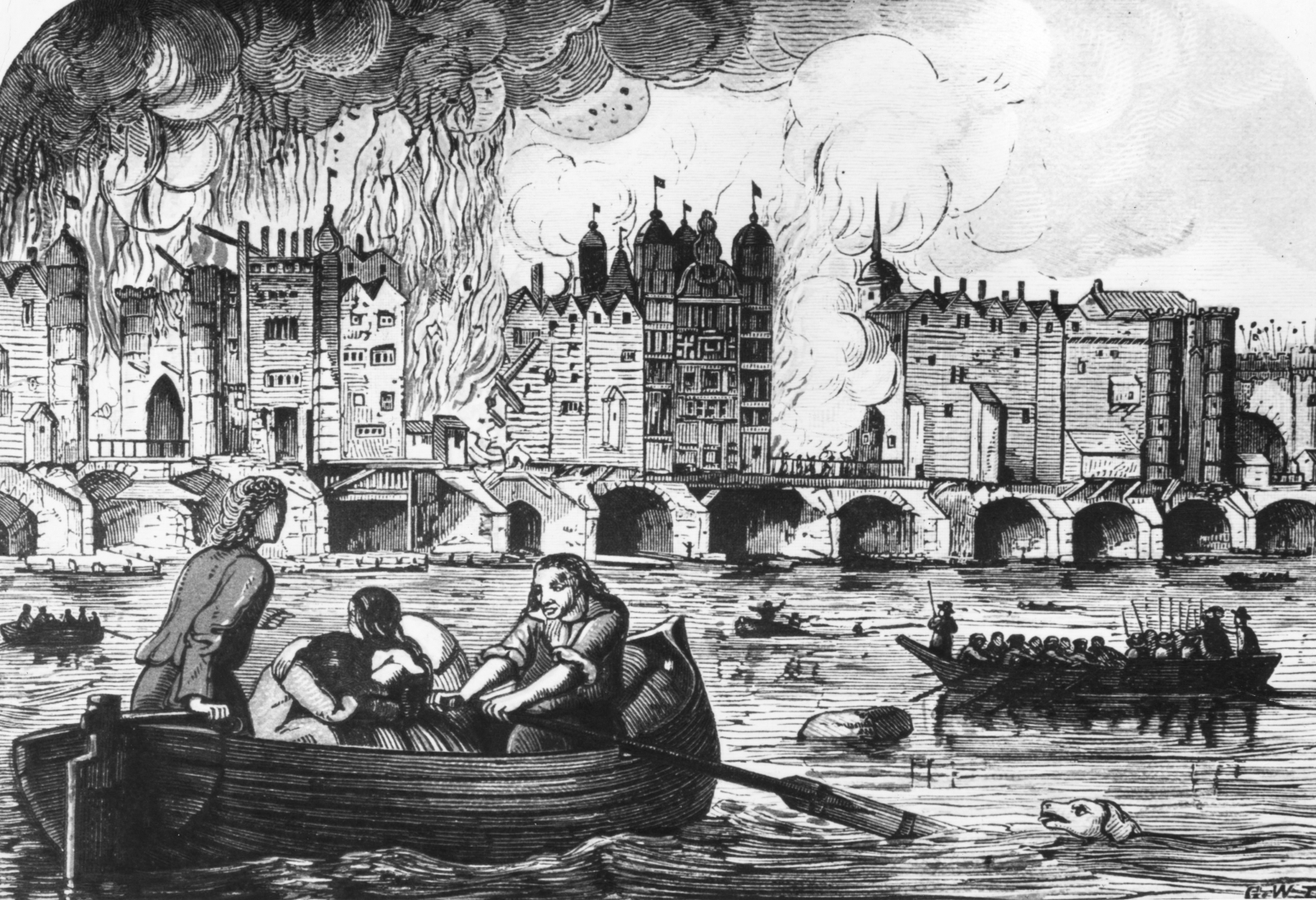 the great fire of london impact Children learn the great fire of london started accidentally in a bakery but at the time, many feared it was a terrorist attack and wanted revenge.