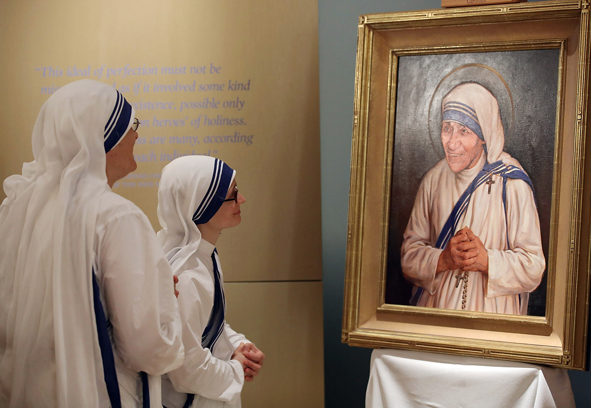 the life and charity work of mother teresa Mother teresa accompanied by children at her mission in kolkata,  few are the  people in modern history whose names are synonymous with charity  the  letters, chronicling the life and works of mother teresa, opens in.