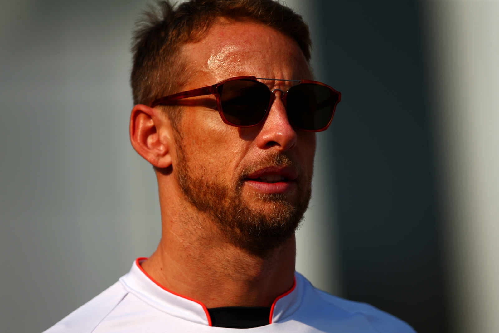Jenson Button Former World Champion To Take A Break From